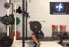 Back Squat w load