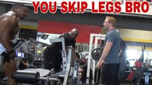 leg day skip
