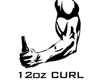 12 oz curl
